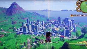 Maps Dragon Ball Z