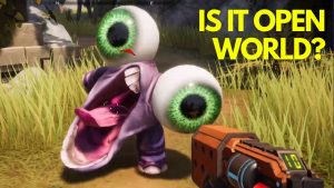 Is Journey to the Savage Planet Open World?