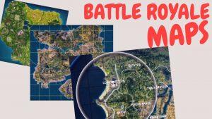 Battle Royale Game Maps Size Comparison