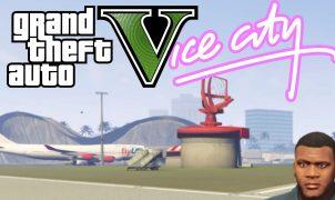 GTA V Vice city Map