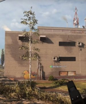 Map Call of Duty Warzone
