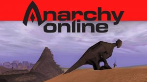 Anarchy Online Map
