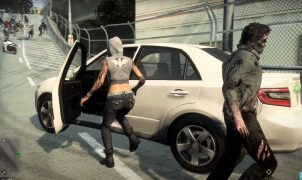 Dead Rising 3 drive across the map