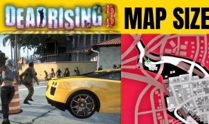 Map Dead Rising 3
