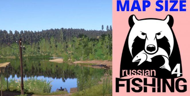Maps Russian Fishing 4