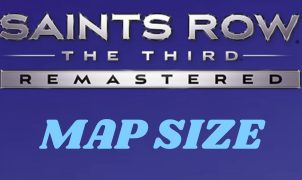 Map Saints Row the Third Remastered