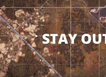 Stay Out Map