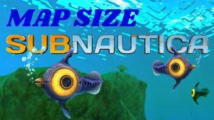 Map Subnautica