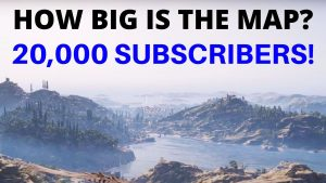 20,000 SUBSCRIBERS!