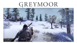 Greymoor map ride