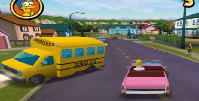 Map Simpsons Hit Run