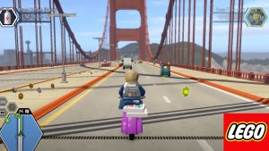 Map Lego City Undercover