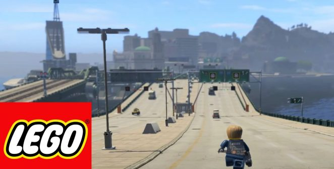 Lego City Undercover Map