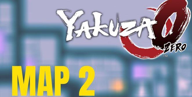 Yakuza 0 Map 2