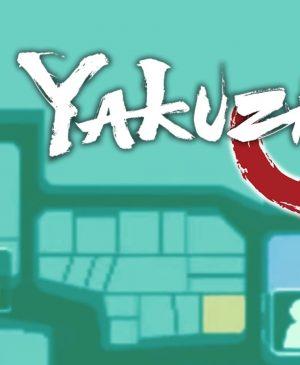 Map Yakuza 0