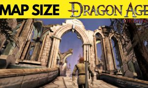 Dragon Age Origins Maps