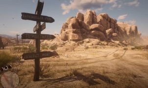 Map Size Red Dead Redemption 2