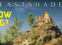 Map Eastshade