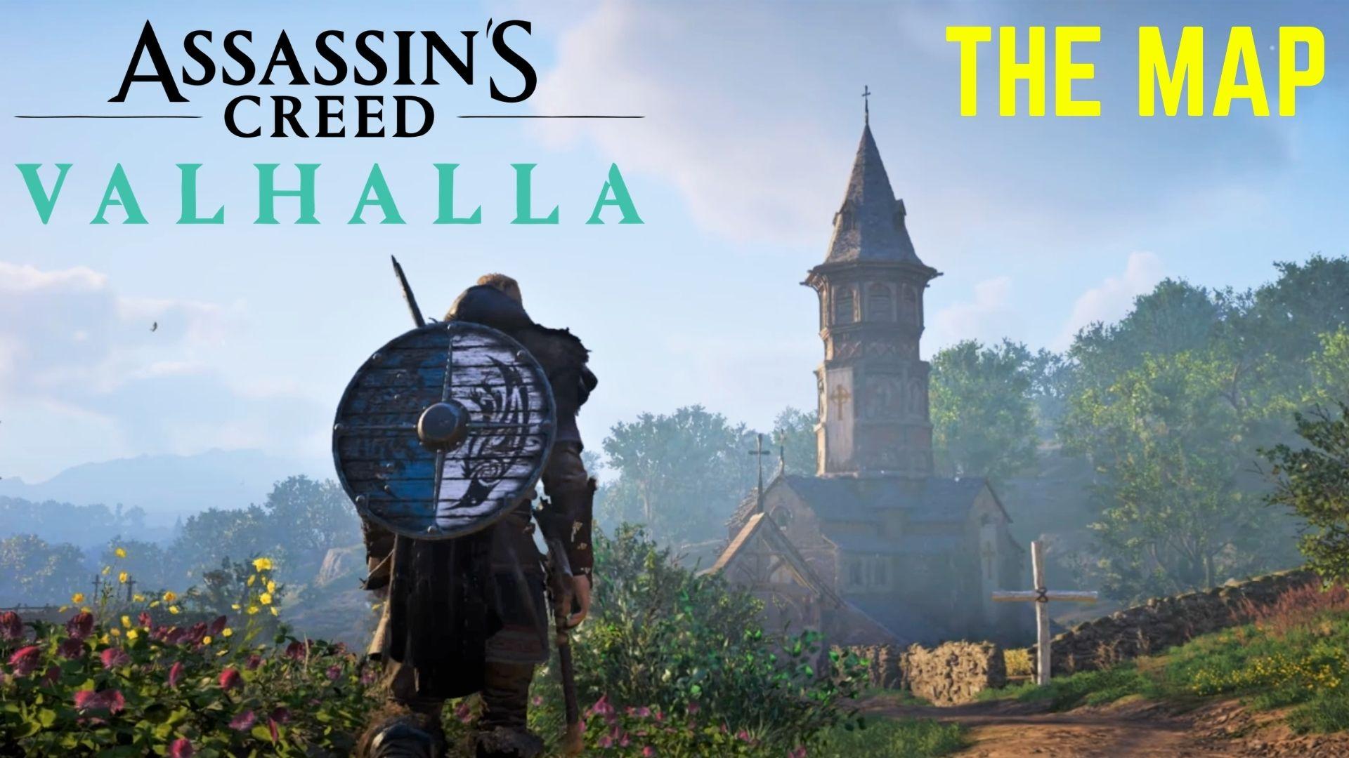 Map Valhalla