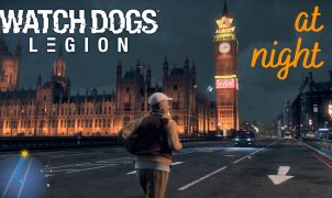 Map Watch Dogs Legion