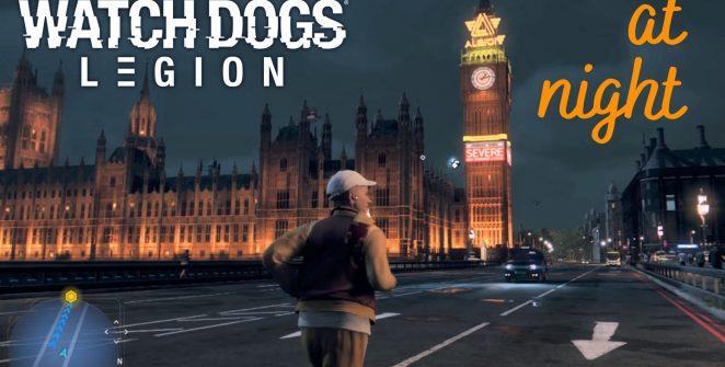 Map Watch Dogs Legion