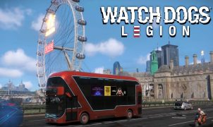 Map size Watch Dogs Legion