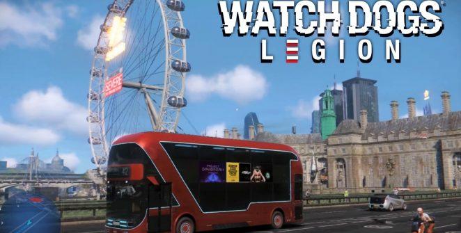 Map size Watch Dogs Legion