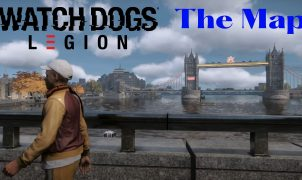 Watch Dogs Legion Map