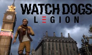 Watch dogs Legion Map size
