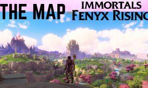 Map Immortals Fenyx Rising