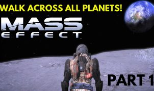 Mass Effect all planets