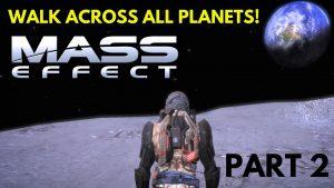Planets Mass Effect