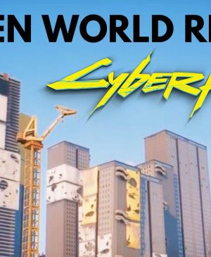 Open World Review Cyberpunk 2077