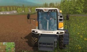 Maps Farming Simulator