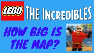 Lego Incredibles Map