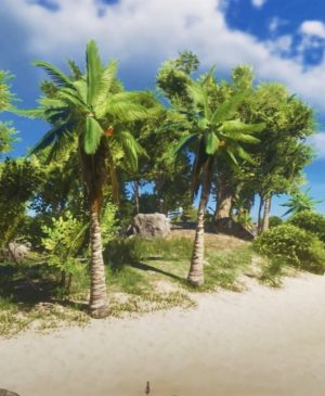 Stranded Deep Islands