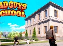 Bad Guys at School Map