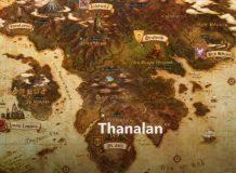 Map Final Fantasy XIV