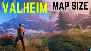Valheim Map Size