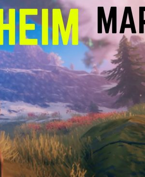 Valheim Map Size