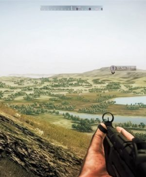Map Size Operation Flashpoint Dragon Rising