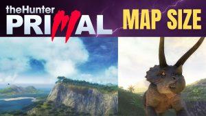TheHunter Primal Map