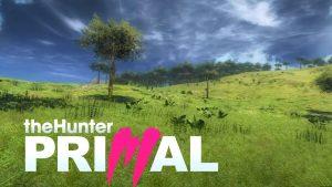 TheHunter Primal Map size