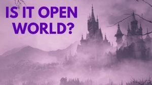 Is Resident Evil Village Open World