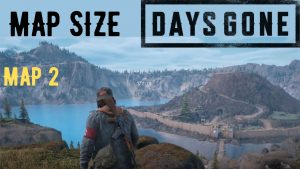 Map Days Gone