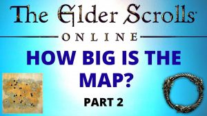 ESO Map size