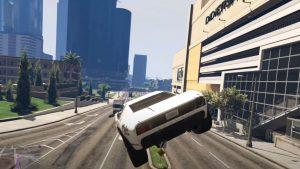 GTA V Drive Fast