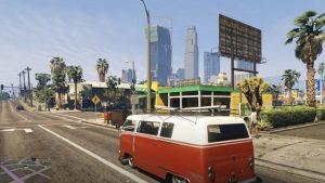 GTA V Drive Across the Map