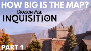 Dragon Age Inquisition Map