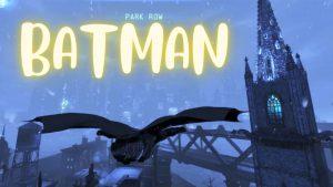 How Big is Map Batman Arkham Origins